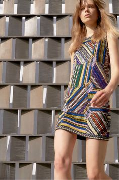 Missoni Resort 2017 Fashion Show  http://www.vogue.com/fashion-shows/resort-2017/missoni/slideshow/collection#40