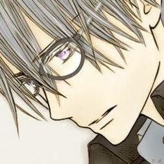 Zero with glasses (Vampire Knight)