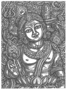 GOD MURUGAN / GOD MURUGAN ART / GOD MURUGAN DRAWING / GOD MURUGAN ILLUSTRATION / GOD MURUGAN PHOTOS / GOD MURUGAN IMAGES / by Artist Anikartick,Chennai,Tamil Nadu,India