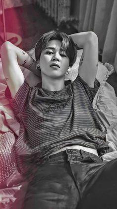 """BTS Park Jimin as the guy your parents as you to stay away from lockscreens/ wallpapers"" Jung Hoseok, Kim Namjoon, Kim Taehyung, Bts Jungkook, Seokjin, Foto Bts, Bts Photo, K Pop, Mochi"