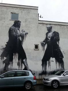 fucking awesome streetart