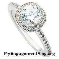 fashion engagement ring - My Engagement Ring