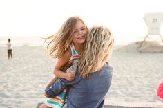 tara whitney's image on film of mom and daughter