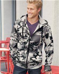 Hi-Tech Full-Zip Hooded Sweatshirt