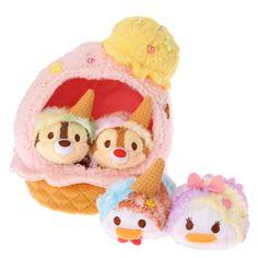 Minitsumu & Ice House set Disney characters TSUM TSUM (Tsumutsumu) ...