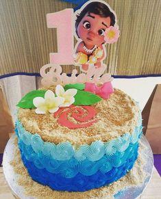 Best Birthdays Ever Moana Birthday Party Theme, Moana Themed Party, 1st Birthday Cakes, Moana Party, First Birthday Parties, First Birthdays, Moana Theme Cake, Birthday Gifts, Birthday Ideas