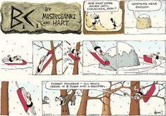 ❤ =^..^= ❤  B.C. Comic Strip, December 21, 2014 on GoComics.com