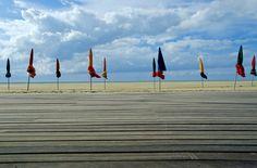 Côté Plage : Deauville et Cabourg