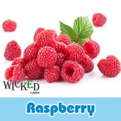 Wicked e-Juice is the manufacturer of the latest technology E Cigarette and the only distiller of E Juice in Ireland Raspberry, Wicked, Juice, Smooth, Fruit, Summer, Food, Products, Summer Time
