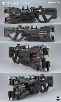 Titanfall Atlas ARC Cannon is exclusive accessory for threezerostore.com and…