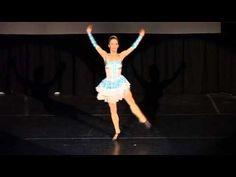 Abbie MacNeil Dancing & Singing/Highland Choreography/Simple Mind's Music/Gaelic Music - YouTube -- Absolutely gorgeous choreography