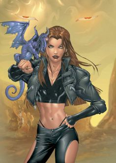 Superheroines A to Z - Shadow Cat (Kitty Pryde)