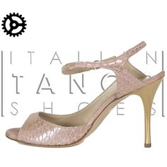 """Luna"" for fascinating dancers who do not want to go unnoticed ;-) Discover the particularity of these shoes! http://www.italiantangoshoes.com/shop/en/women/312-alagalomi.html"