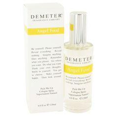 Demeter By Demeter Angel Food Cologne Spray 4 Oz