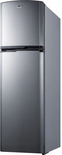 online shopping for Summit cu. Frost-Free Refrigerator-Freezer In Slim Width For Small Kitchens, Stainless Steel from top store. See new offer for Summit cu. Frost-Free Refrigerator-Freezer In Slim Width For Small Kitchens, Stainless Steel Apartment Size Refrigerator, Refrigerator Organization, Compact Refrigerator, Refrigerator Freezer, Stainless Steel Grill, Stainless Steel Doors, Door Rack, Counter Depth, Bunk Bed Designs