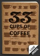 33 cups of coffee journal ($4.00)!