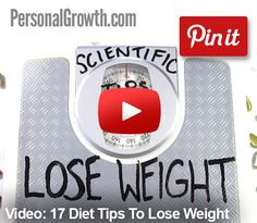 Video: 17 Diet Tips To Lose Weight