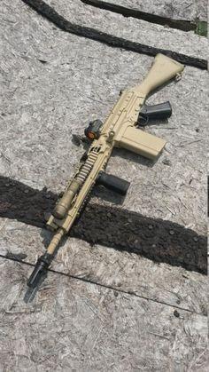 DS Arms SA58