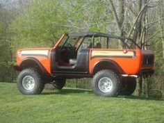 1977 International Scout SSII - $12000