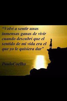 El sentido de mi vida - Paulo Coelho