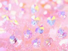 diamantes fondo rosa