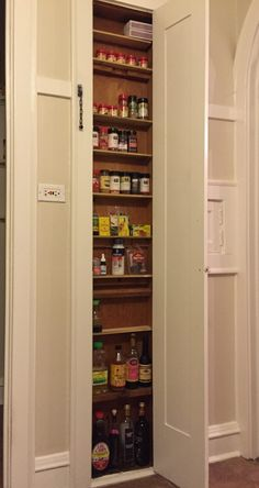 1000 Ideas About Spice Cabinets On Pinterest Apothecary