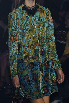 Louis Vuitton at Paris Spring 2015 (Details)