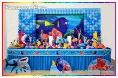 O filme Procurando Dory acabou de ser lançado. Com certeza será sucesso com as crianças. Que tal conferir como fazer uma festa infantil com o tema Dory!