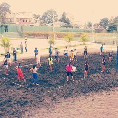 Todo esfuerzo trae su recompensa #soylandivar #ulandivar #url #voleibol #playa #entreno #deporte