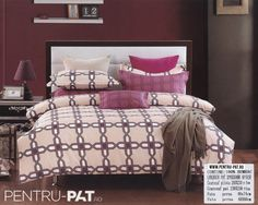 Lenjerie de pat bumbac Casa New Fashion cu patratele crem Comforters, Blanket, Furniture, Home Decor, Creature Comforts, Homemade Home Decor, Blankets, Home Furnishings, Carpet