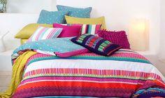 Montana by KAS Bedding Australia *New* Bed Linen Australia, Linen Bedding, Duvet, Cool Beds, Bed Styling, Montana, Comforters, Blanket