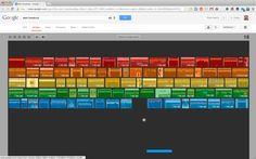 Google Breakout Easter Egg