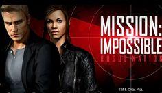 Mission Impossible 5 Rogue Nation v1.0.4 GOD MOD APK - HASAR MERMİ SİLAH HİLELİ  ArcadeVeAksiyon Hile Macera Oyunlar Popüler Oyun