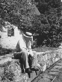 Carl Jung in 1949