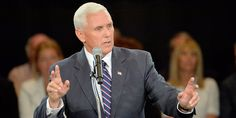 Mike Pence Invokes Abraham Lincoln To Defend Donald Trump's Russia Comments