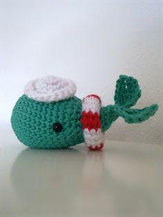 Orca Amigurumi Gratis : 1000+ images about Crochet Whales on Pinterest Whales ...