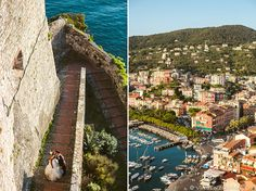 Wedding photographer in Lerici
