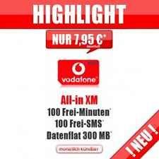 Handyvertrag, ohne Laufzeit, monatlich kündbar, mit Datenflat, 7,95€
