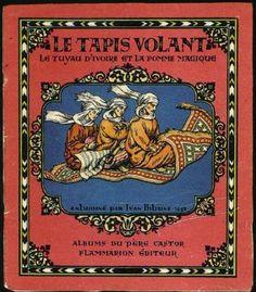 Livro francês com ilustrações de Ivan Bilibin