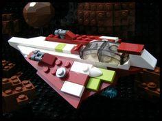 Obi-Wan's Jedi Starfighter par Dapper-D2