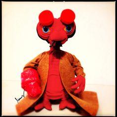 E.T. Hellboy  June 28, 2012  Copyright © 2012 Amanda Perry