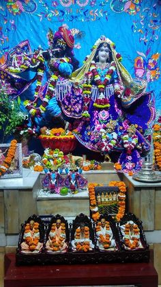 9 Nov 2017 शर शर रध मधव शगर आरत दरशन   HG Akrura Pr Classes  Evening Class 6 PM  Everyone is invited.  #radha #krishna #Prabhupada #devotion #harekrishna #iskcon #chandigarh
