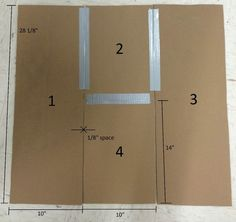 Picture of Crease-Mate: A Shirt-folding Board