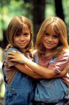14 Mary-Kate and Ashley Costume Ideas That Are Double the Trouble For Halloween Amanda and Alyssa, It Takes Two