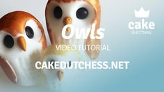 Super Simple and Adorable Owl – Tutorial