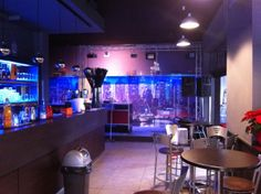 Bar Hub designed by Intersystem group