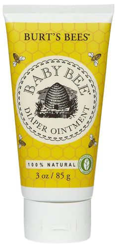Burt's Bees Diaper Ointment - For cloth diapering