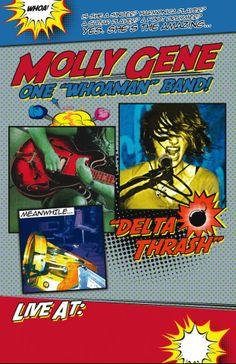 Molly Gene Flyer