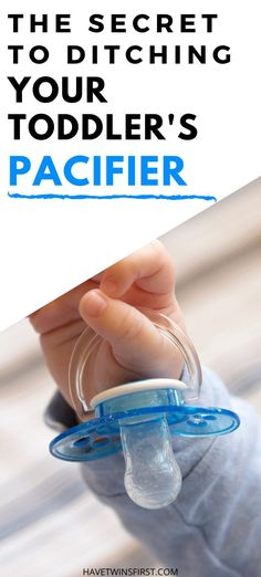 A simple method to take away the pacifier from your toddler. Pacifier weaning in only 3 days. #toddlersleep Toddler Nap, Toddler Meals, Fun Activities For Toddlers, Parenting Toddlers, Weaning From Pacifier, Toddler Sleep Training, Sleep Help, Toddler Schedule, How To Have Twins