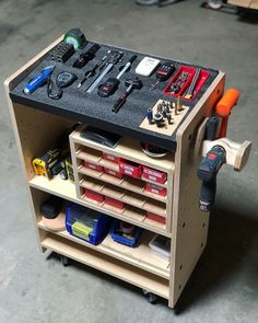 Simple Solutions To Problems With Your Plumbing – Plumbing Storage Shed Organization, Garage Tool Storage, Workshop Storage, Garage Tools, Garage Shop, Garage Workshop Organization, Diy Kids Furniture, Plywood Furniture, Plywood Floors